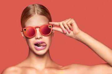 Τα Snapchat Spectacles κυκλοφόρησαν