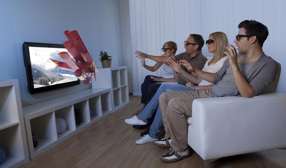 Οδηγός Αγοράς Τηλεόραση - 3D