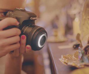 Η Canon ανακοίνωσε την κυκλοφορία του EF-S 35mm f/2.8 Macro IS STM, του πρώτο φακού της σειράς EF-S με ενσωματωμένο LED φως