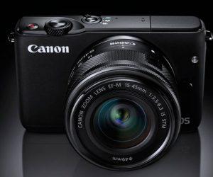 Canon EOS M10: H προσιτή φωτογραφική πολυτέλεια