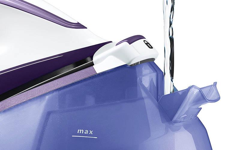 Σύστημα σιδερώματος με refill για μέγιστη ευκολία και άνεση