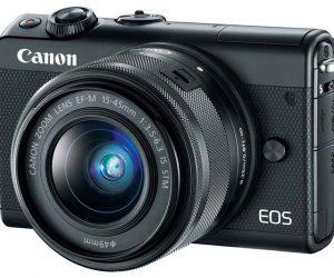 Η μικρή, στυλάτη και δικτυωμένηmirrorless φωτογραφική μηχανή Canon EOS M100, υπόσχεται απίθανη ποιότητα εικόνας, κάθε στιγμή.