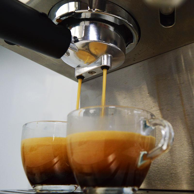 Dosette D2302 μηχανή espresso - Διπλός espresso