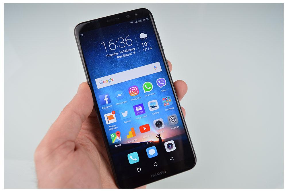 Huawei Mate 10 Lite - Οθόνη