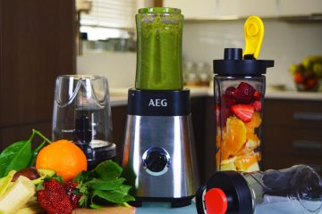 AEG SB2900 Sports Blender - Review by Revyou.gr