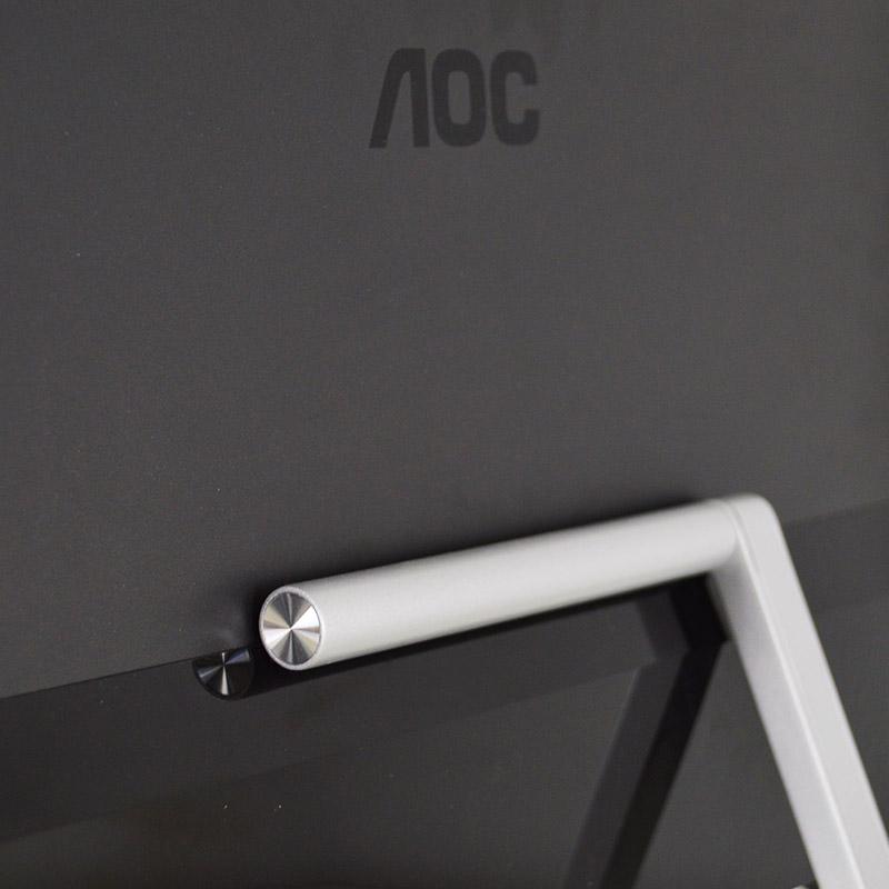 AOC PDS241 Porsche Design - Back View
