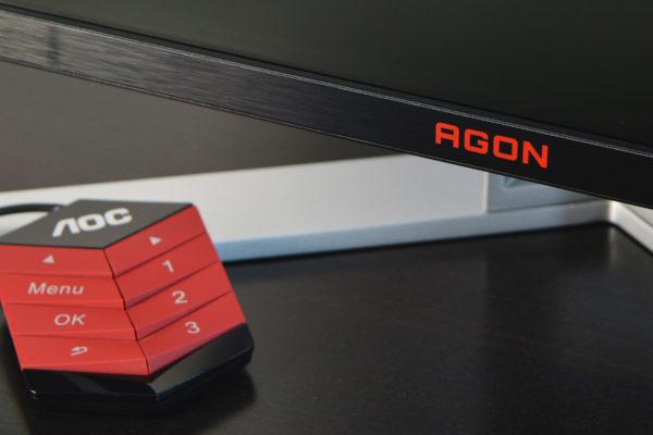 Η gaming οθόνη AOC AGON AGFZ με τα 240Hz ρυθμού ανανέωσης και 1ms απόκρισης προσγειώθηκε στο γραφείο μου και αναγκαστικά έκανα και ένα review...