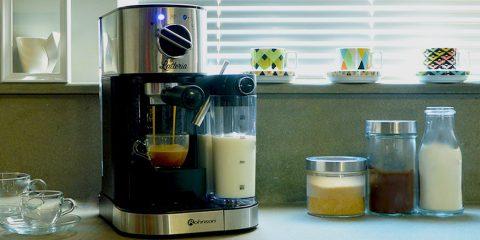 Ήπιαμε πολύ μα πολύ καφέ, μείναμε ξάγρυπνοι, την δοκιμάσαμε και σας παρουσιάζουμε το review για την μηχανή espresso Rohnson R-975 Latteria!