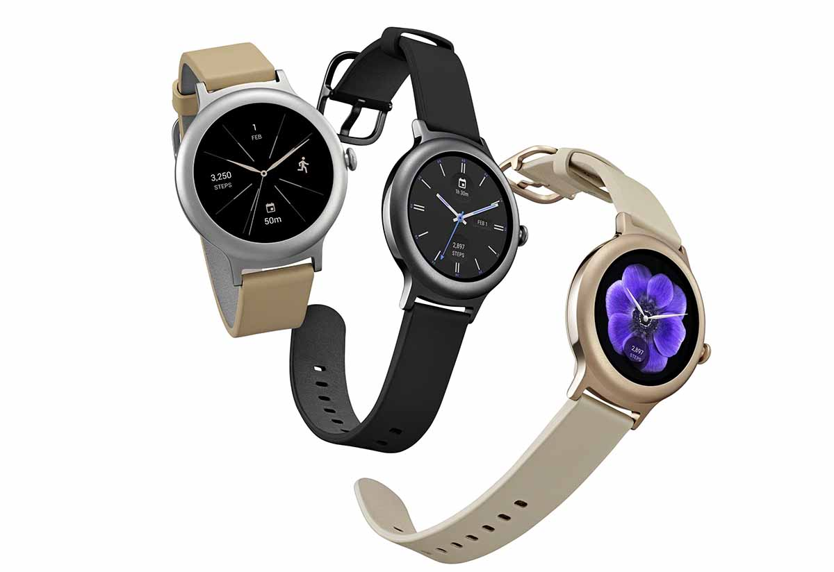 Android Wear - LG Watch Style