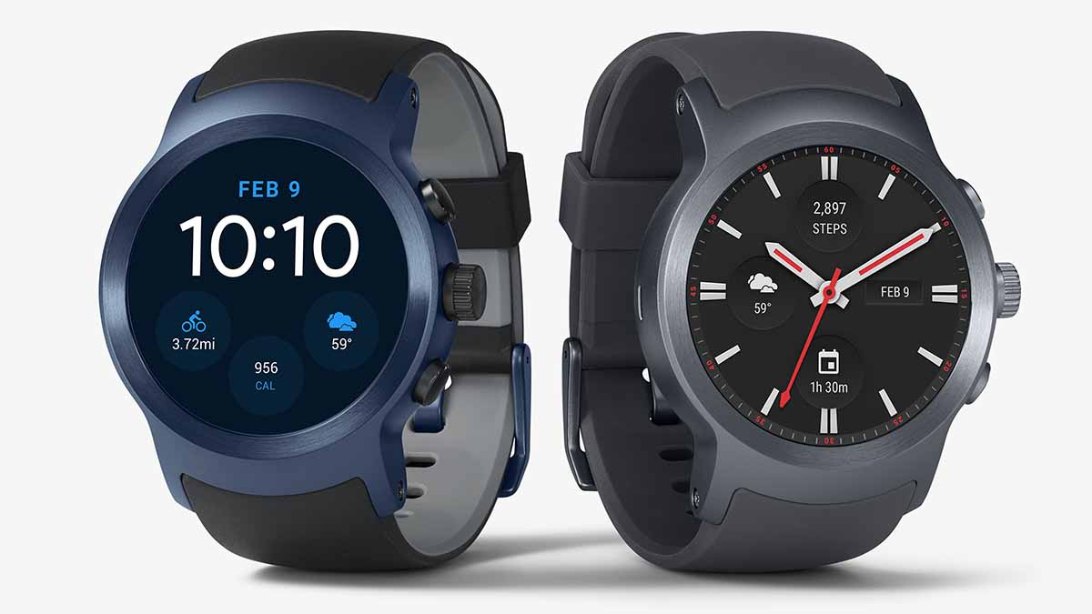 Android Wear - LG Watch Sport