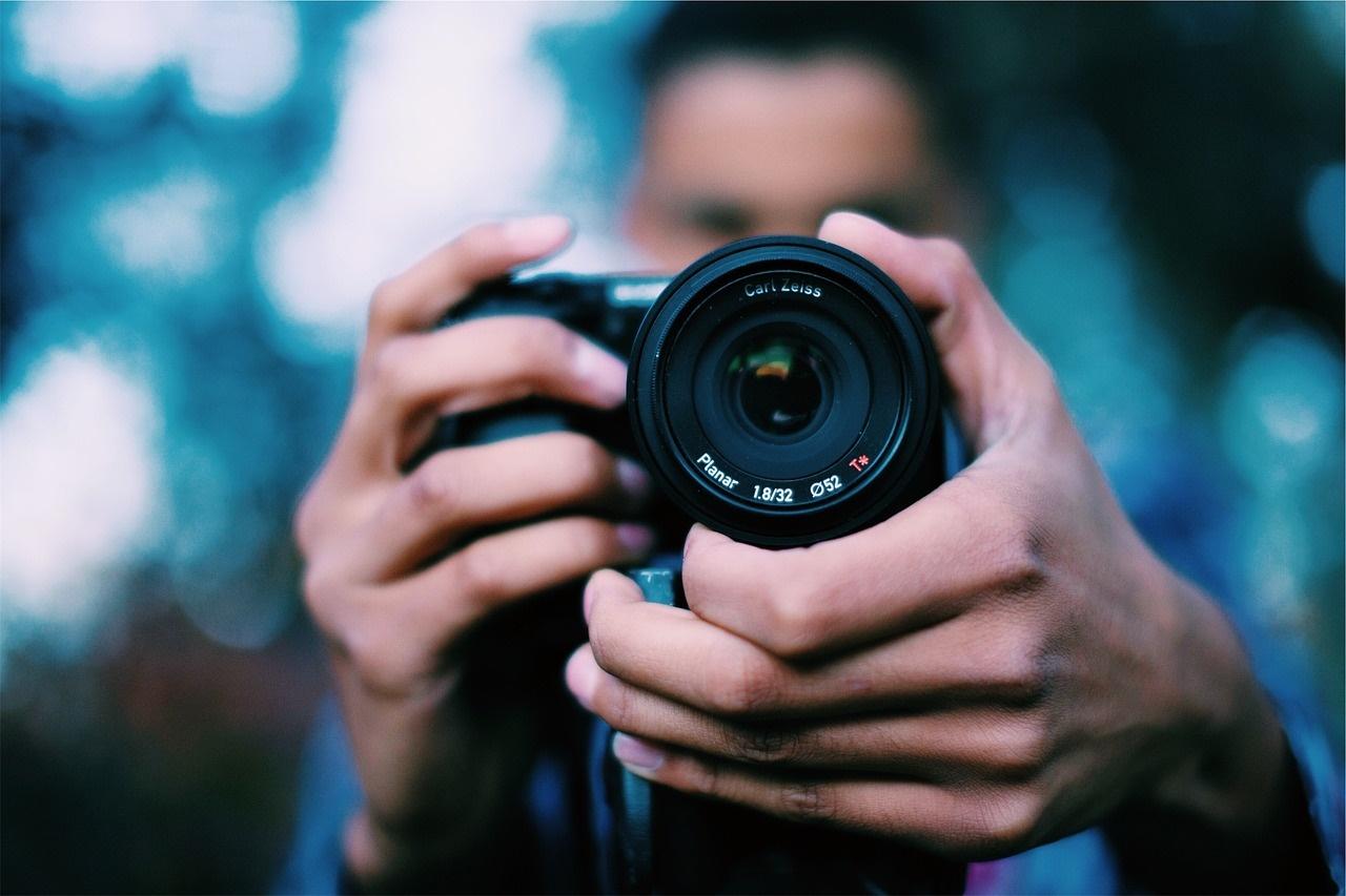 Φωτογραφική Μηχανή DSLR - Χρήση