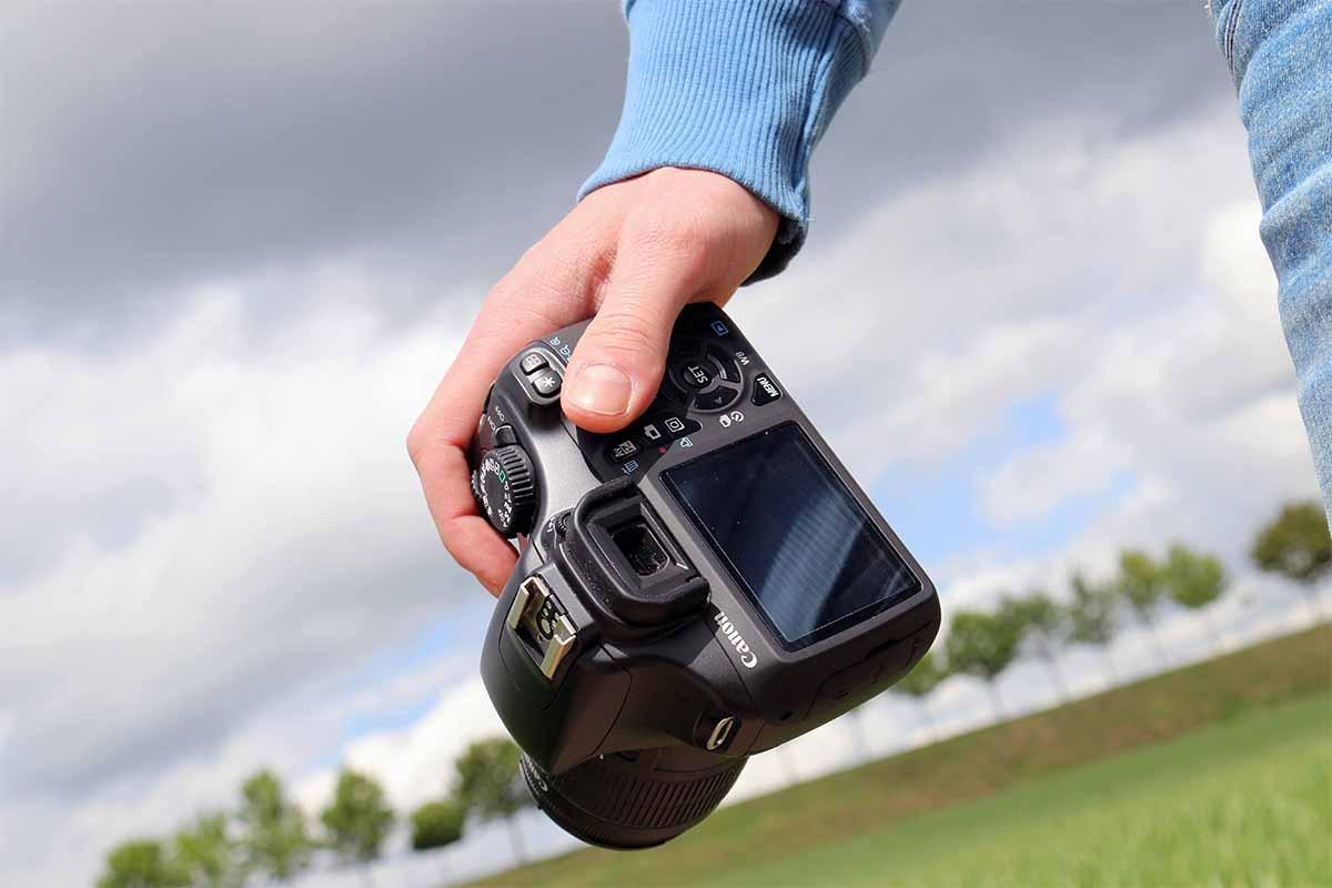 Φωτογραφική Μηχανή DSLR - Βάρος