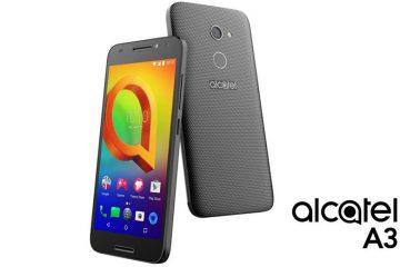 Alcatel A3, το νέο παιχνιδιάρικο smartphone