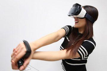 Το παιχνίδι αλλάζει με το νέο Samsung Gear VR με χειριστήριο