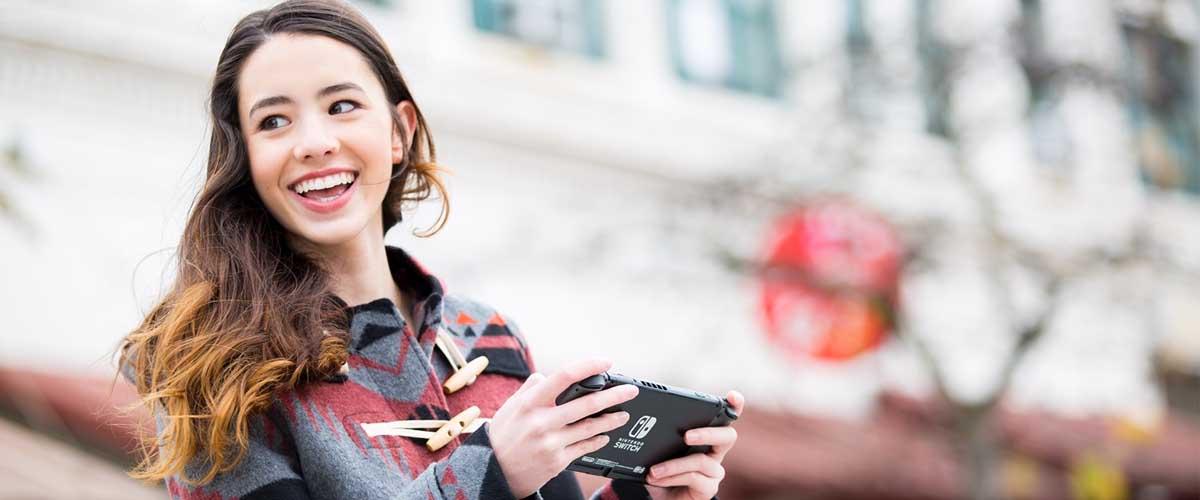 Η φορητότητα του Nintendo Switch ξεχωρίζει
