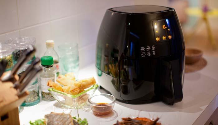 Απαρχαιωμένες οικιακές συσκευές: Φριτέζα