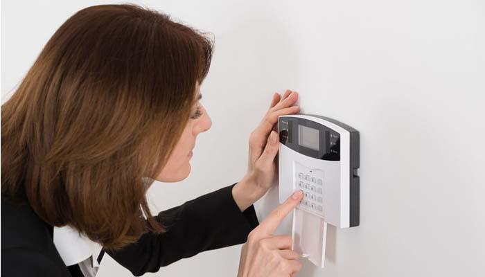 Απαρχαιωμένες οικιακές συσκευές: Σύστημα συναγερμού