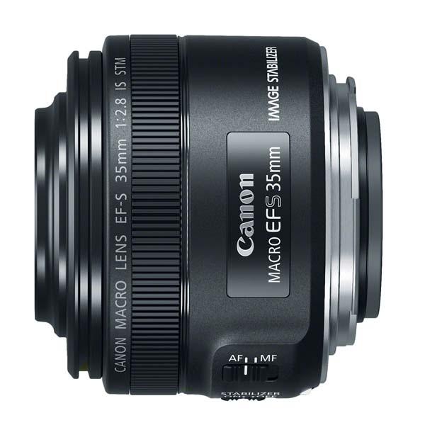 Ο Canon EF-S 35mm f/2.8 Macro IS STM είναι ιδανικός και για καθημερινή χρήση