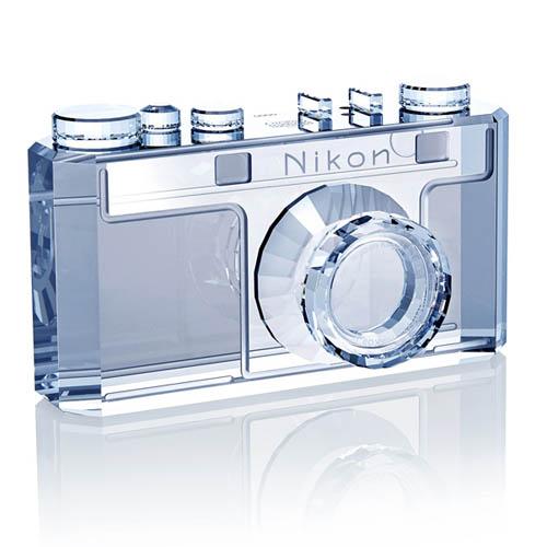 Nikon 100 επέτειος: Επετειακό Crystal Creation Nikon Model I