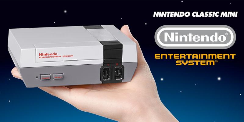 Θα είναι το SNES Classic Mini ο διάδοχος του NES Classic;