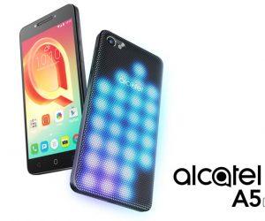 Alcatel A5 LED: To πρώτο smartphone με LED-κάλυμμα