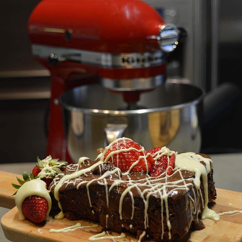 Kitchenaid Artisan 150 - Κέικ σοκολάτας