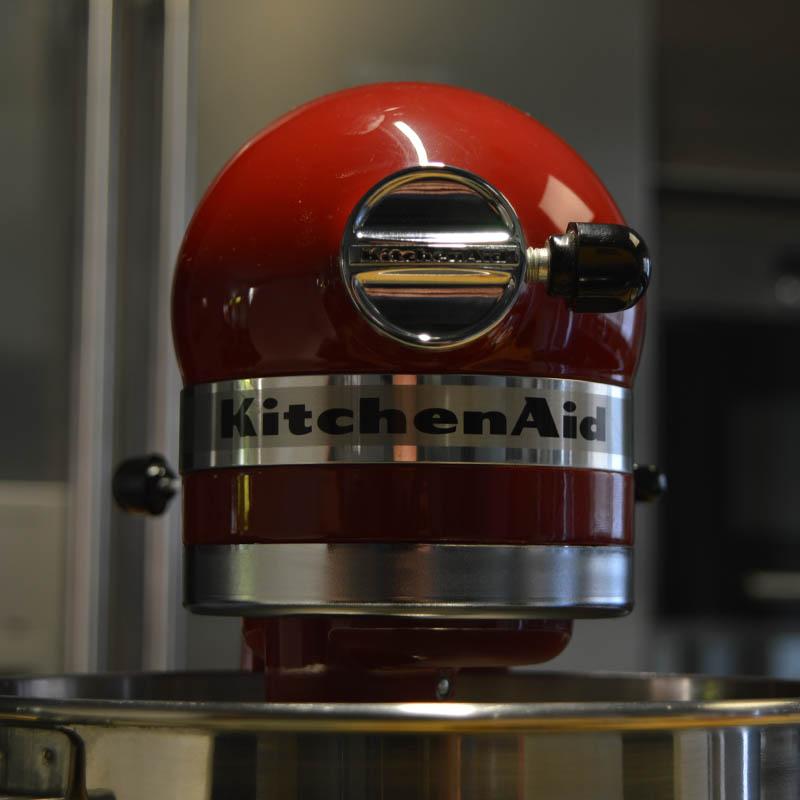 Kitchenaid Artisan 150 - Εσοχή για επιπλέον εξαρτήματα