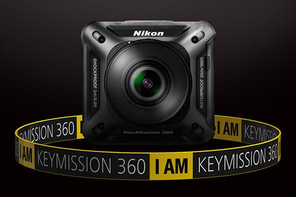 "TIPA 2017: H φωτογραφική μηχανή KeyMission 360 που κέρδισε το βραβείο ""Best 360° Camera"""