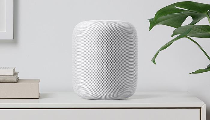 Το νέο Apple Homepod που παρουσιάστηκε στην WWDC