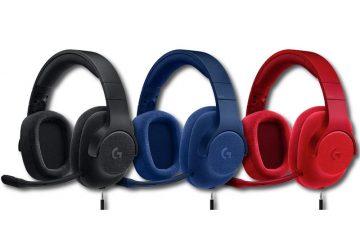 H Logitech G παρουσιάζει προηγμένα σετ ακουστικών Gaming