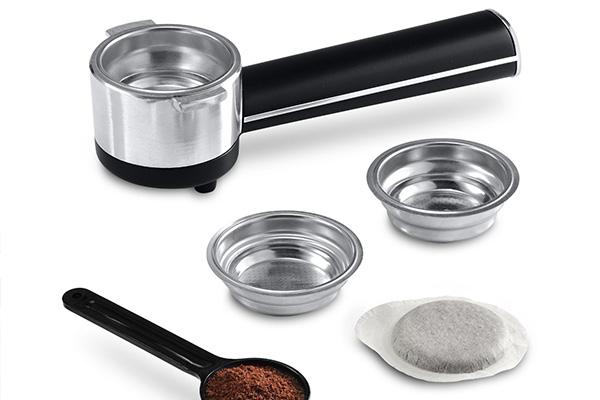 Ημιαυτόματες μηχανές espresso: Τα διαφορετικά είδη δοχείων και μερίδες ESE