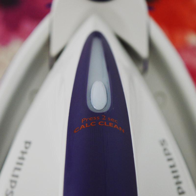 Philips GC6612 SpeedCare - Ειδοποίηση αφαλάτωσης