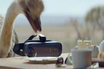Η διαφήμιση της Samsung για την ναυαρχίδα της, το Samsung S8