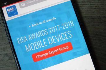 Φέτος στην EISA 2017, ηSonyτιμήθηκε με ρεκόρ κατάκτησης επτά βραβείων, περισσότερα από οποιονδήποτε άλλο κατασκευαστή μέσα στην χρονιά.