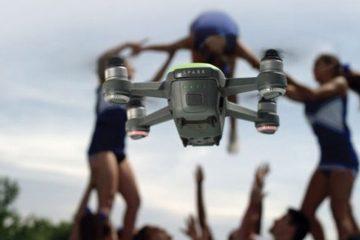dji Spark: Μικρό αλλά θαυματουργό drone