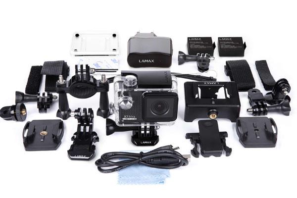 Οδηγός αγοράς action cam: Τα διαθέσιμα αξεσουάρ είναι πάρα πολλά