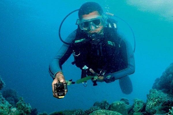 Οδηγός αγοράς action cam: Αντοχή στο νερό και σε άλλες συνθήκες
