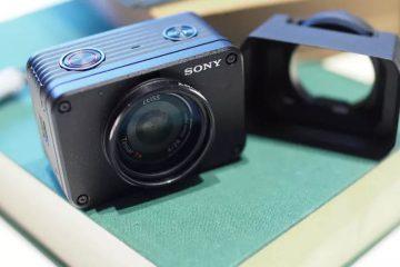 Η Sony RX0συνδυάζει την κορυφαία ποιότητα εικόνας με προηγμένες δυνατότητες για τη λήψη φωτογραφιών και βίντεο, όλα σε ένα ανθεκτικό ultra-compact σώμα.