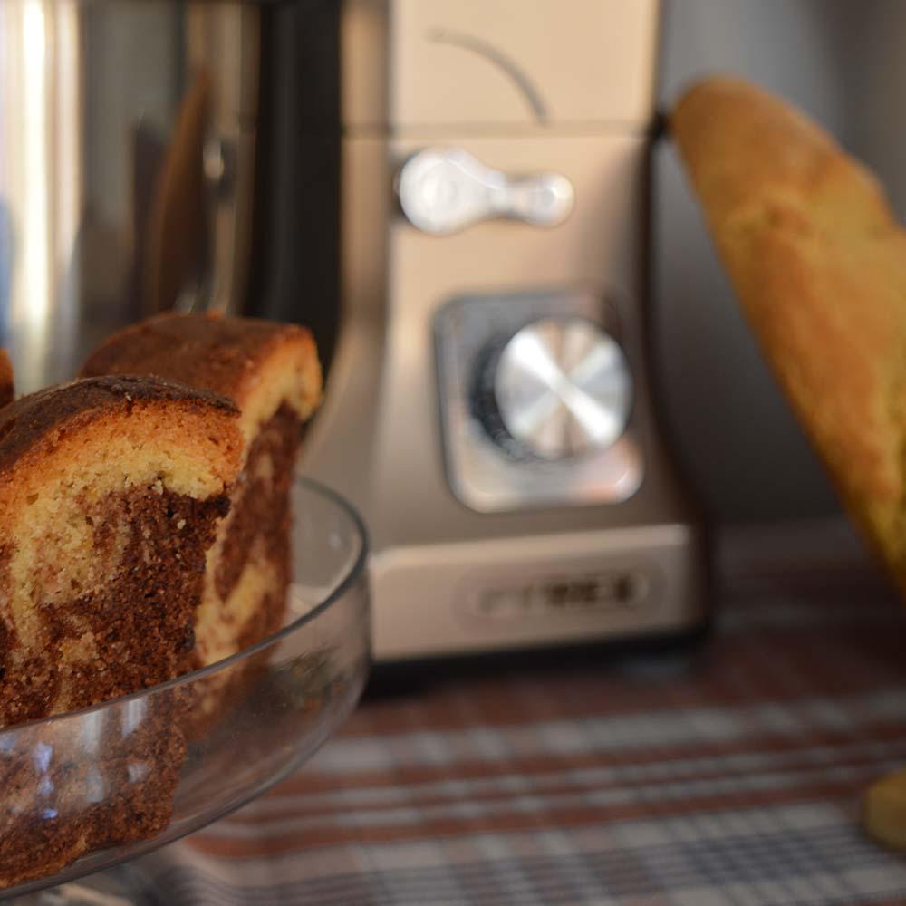 Pyrex SB-1000 Gold - Κέικ