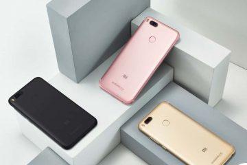 Το Xiaomi Mi A1 αποτελεί μια οικονομική συσκευή