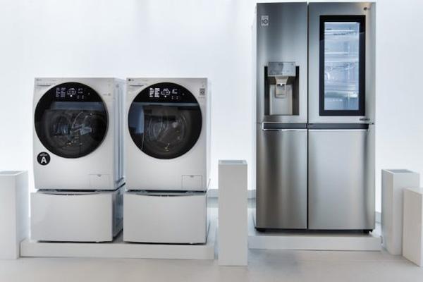 Thanks to Tech: Τα πλυντήρια TwinWash και το ψυγείο Instaview της LG