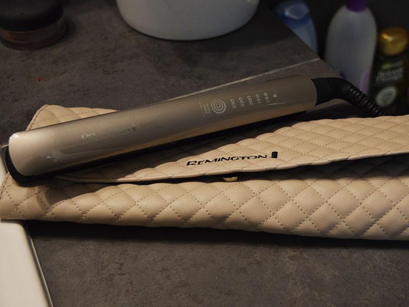 Remington S8590 Keratin Therapy Pro: Θερμοπροστατευτική θήκη