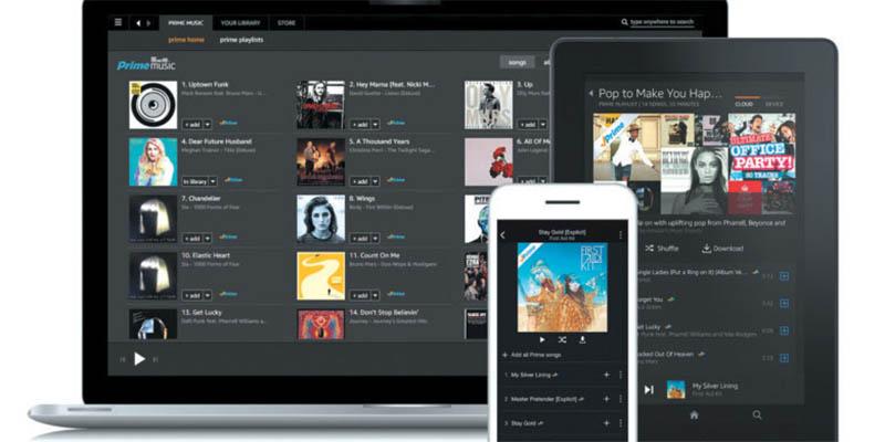Amazon Music Unlimited: Περισσότερα από 40 εκατομμύρια τραγούδια και χιλιάδες λίστες αναπαραγωγής