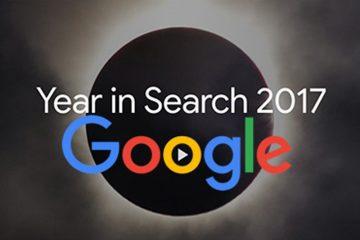 Google Year in Search 2017: Tα πρόσωπα, τα θέματα, τα γεγονότα και τα μέρη που κέντρισαν φέτος την προσοχή του πλανήτη μέσα από τη μηχανή αναζήτησης της.