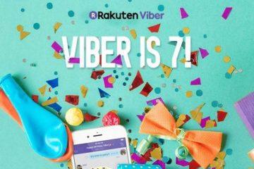 ΤοViber, μία από τις κορυφαίες εφαρμογές ανταλλαγής μηνυμάτων παγκοσμίως γιορτάζει την 7η επέτειό του, επιβεβαιώνοντας τον πρωταρχικό σκοπό του.