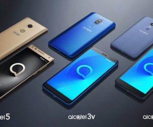 Τα νέα τηλέφωνα της Alcatel δεν θα έχουν το όνομα Idol που αποσύρεται αλλά τις σειρές Alcatel 5, Alcatel 3 και Alcatel 1.