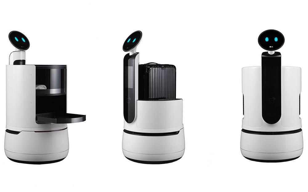 Τα νέα CLOi ρομπότ της LG