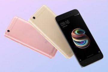 Το Xiaomi Redmi 5A έχει εξαρχής κατασκευαστεί για να καλύπτει τις καθημερινές ανάγκες όλων όσοι αναζητούν από τοsmartphoneτους ταχύτητα, δυνατότητες και κομψότητα, χωρίς μεγάλες υπερβάσεις στον προϋπολογισμό τους
