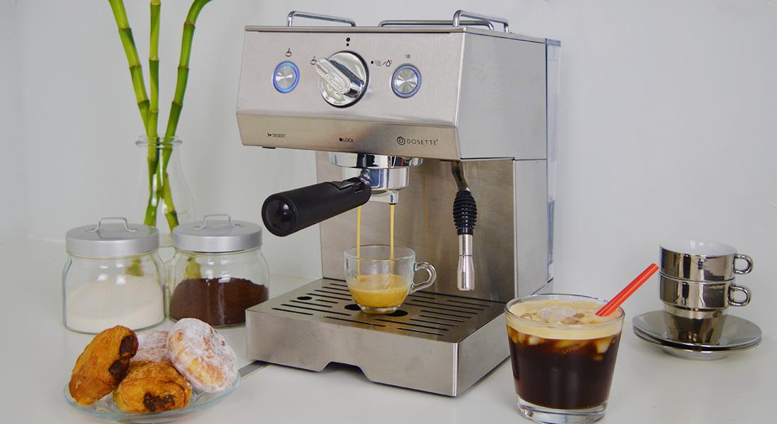 Τεστάραμε την μηχανή espresso Dosette D2302, ήπιαμε πολλούς espresso, cappuccino και freddo και η τελική ετυμηγορία βρίσκεται μέσα στο review μας.