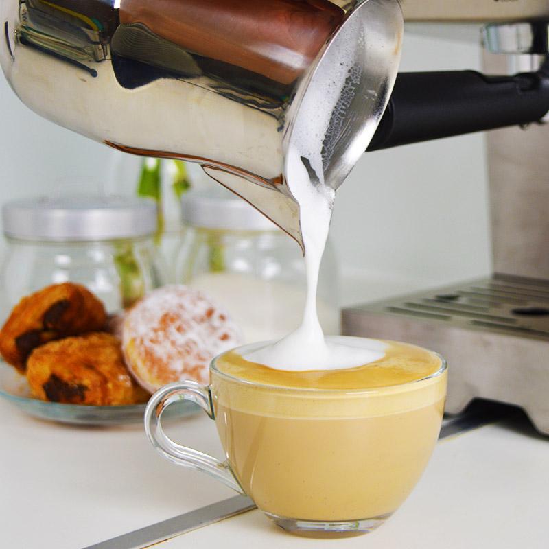 Dosette D2302 μηχανή espresso - Cappuccino